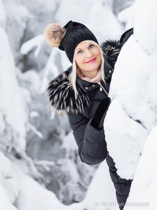 Apulaiprofessori Jonna Koponen LUT-yliopisto valokuvaaja Petri Jauhiainen