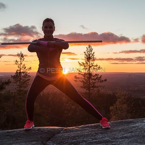 Fitness Koli valokuvaaja Petri Jauhiainen