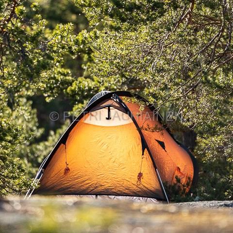 Camping valokuvaaja Petri Jauhiainen Kuopio