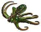 "Green-Go, Medium: Bronze Size: 2"" x 6"" Artist: Chris Barela"