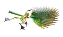 "Midas Touch, Medium: Bronze Release: 2012 Edition: 500 AP/50 Catalog: BF159 Size: 15"" x 8.25"" x 3"" Artist: Frogman"