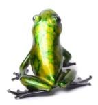 "Shamrock, Release: 2015 Edition: 500 Medium: Bronze Catalog: BF191 Size: 3.25"" x 2.5"" x 2.5"" Artist: Frogman"
