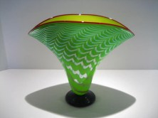Strini-Short-Sea-Fan-Emerald-Vase