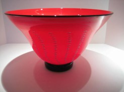 Lime Bowl Artist: Bruce Pizzichillo Catalog: 516-44-6