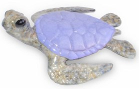 """Keiki Bronze Artist: Chris Barela, 1"""" x 3"""" Available in other colors"""