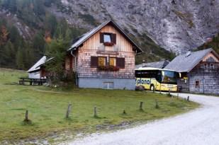 Ursprungalm a autobus do Schladmingu