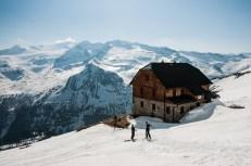 Vysoké Taury - Kattowitzer Hütte