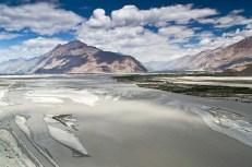 Indie, Ladakh, údolí Nubra
