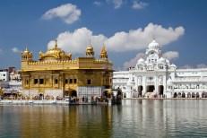 Sikh Golden Temple in Amritsar