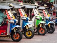 Thajsko, Bangkok