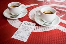 Výborné espresso za 1€ - italská klasika