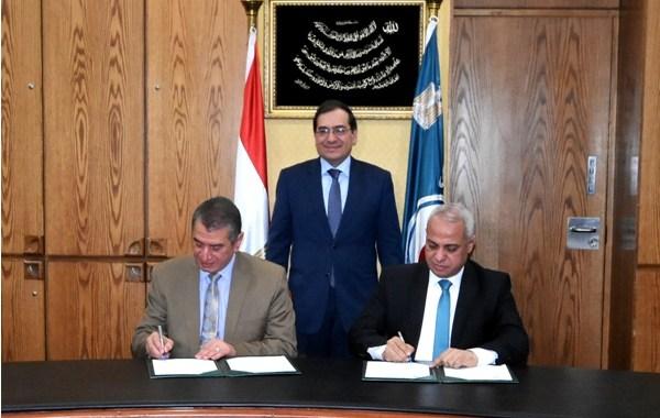 اقامة 7 محطات تموين سيارات جديدة تابعة للتعاون للبترول بمحافظة كفر الشيخ