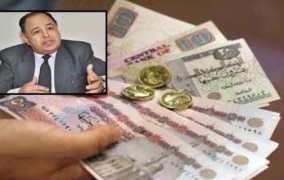 الأهرام...وزير المالية يعلن رسميا إضافة مجموع العلاوات للأجر الأساسى الوظيفى