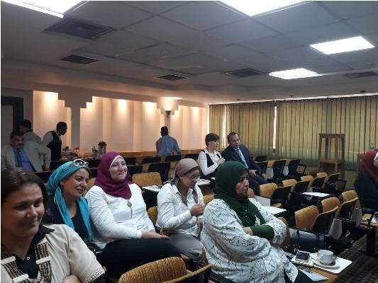 بالصور بترول بلاعيم تستضيف الاجتماع الثانى لأمانة المرأة بالنقابة العامة البترول (15)