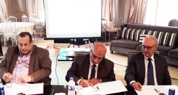 توقيع عقد الاعمال المبكرة لتنفيذ اكبر مشروع لتكرير البترول في صعيد مصر
