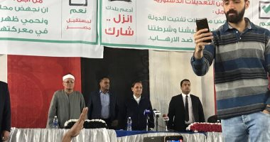 Photo of عبد الرحيم على لأهالى الدقى وبين السرايات: الست المصرية عمود الوطن