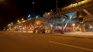 مشروعات الغاز