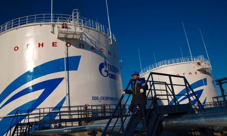 """""""جازبروم"""" الروسية: صادرات الغاز منخفضة 1.1% على أساس سنوي"""