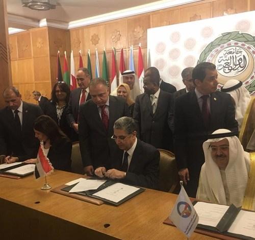 توقيع مذكرة تفاهم للربط الكهربائي بين دول الخليج ومصر والأردن
