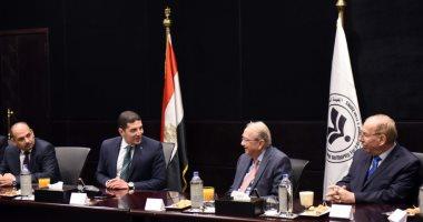 Photo of وفد رجال الأعمال أردنيين: نعتزم التوسع فى استثماراتنا في مصر