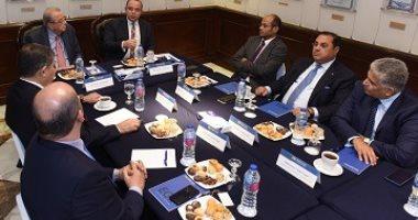Photo of رجال الأعمال: الاتفاق على الربط الإلكترونى بين البورصة ونظيرتها الأردنية