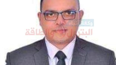 Photo of حسين القناوى بشركة تاون جاس يحصل على تمهيدى الماجستير