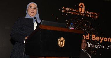 Photo of وزيرة التضامن تدعو القطاع الخاص للشراكة في استثمار أموال التأمينات.. صور