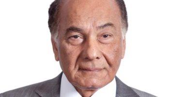 صورة وفاة رجل الاعمال محمد فريد خميس بالولايات المتحدة الأمريكية