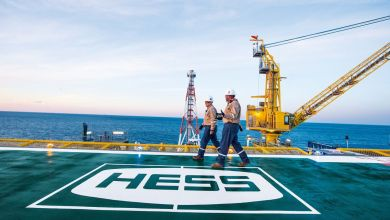 Hess posts $2.4 billion loss