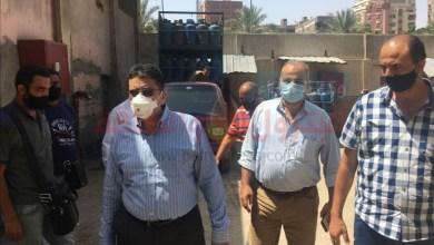 Photo of رئيس بوتاجاسكو يزور بعض مستودعات القاهرة الكبرى خلال أيام العيد للإطمئنان على توافر أسطوانة البوتاجاز