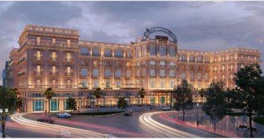وزير قطاع الأعمال يتابع مشروع إحياء فندق كونتيننتال بتكلفة 1.7 مليار جنيه