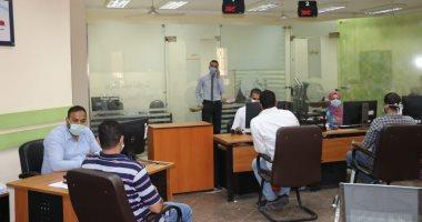 رئيس شركة مياه الشرقية يتفقد مراكز خدمة العملاء