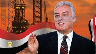 صورة فى عيد ميلاد هرم مصرالرابع..سامح فهمى حبيب الملايين ومهندس تخطيط المشروعات بقطاع البترول