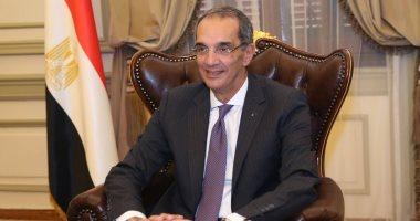 وزير الاتصالات يكشف أهمية الأمن السيبرانى لبناء مصر الرقمية