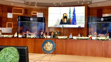 صورة بالصور..القاهرة تشهد توقيع ميثاق تحويل منتدى غاز شرق المتوسط لمنظمة دولية