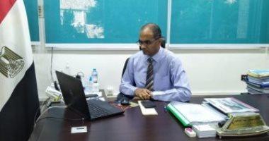 نائب وزير الإسكان يتابع المرحلة الثانية للزيارات الميدانية لمحطات معالجة الصرف