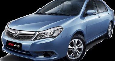 أسعار السيارة BYD f3 موديل 2021