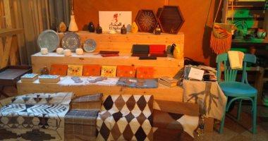 جهاز المشروعات: معرض البازار يدعم المنتج المحلي من السلع اليدوية والتراثية