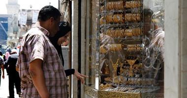 انتعاش فى مبيعات الذهب ذات الأوزان الخفيفة مع اقتراب احتفالات عيد الأم