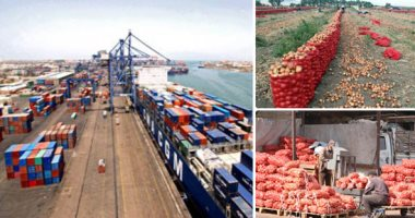 أهم 10 أرقام عن صادرات مصر غير البترولية بالربع الأول من 2021