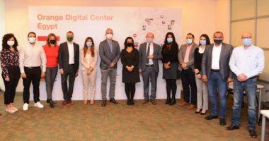 أورنچ والوكالة الألمانية للتعاون الدولي (جي أي زد) تفتتحان أحدث مركز للتدريب الرقمي في مصر