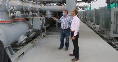 رئيس جهاز العبور: نسبة تنفيذ مشروع محطة محولات كهرباء 5 بالمدينة تخطت الـ75%