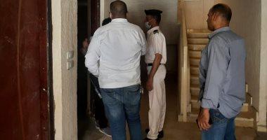 تنفيذ حملة ضبطية قضائية للتفتيش على وحدات الإسكان الاجتماعى المخالفة بمدينة بدر