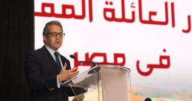 وزير السياحة والآثار يشارك فى احتفالية ذكرى دخول العائلة المقدسة إلى مصر