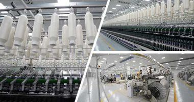 تعرف على تفاصيل تطوير مصانع الغزل والنسيج بالمحلة فى 8 معلومات