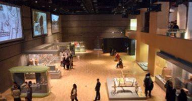 السفير الأوكرانى يشيد بمتحف الحضارة وينبهر بمقتنياته الأثرية