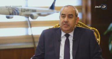 وزير الطيران المدنى: القطاع الخاص يمثل 17 – 20% من صناعة الطيران بمصر