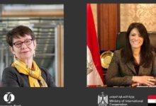 رانيا المشاط: مصر تمضى قدمًا نحو التحول للاقتصاد الأخضر