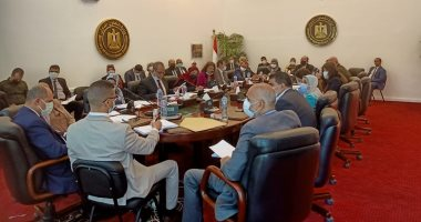 التعاون الدولى تعقد اجتماعًا تنسيقيًا لإعداد اللجنة العليا المشتركة بين مصر وجنوب السودان