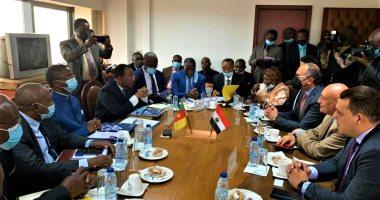 وزيرة التجارة تتوجه إلى داكار للمشاركة فى منتدى الأعمال المصرى السنغالى